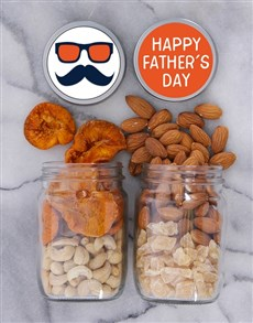 Fathers Day Snack Jar
