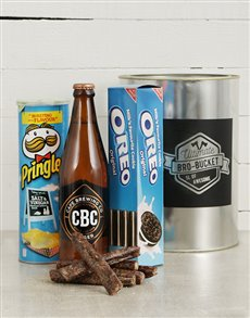 CBC Craft Beer Bro Bucket